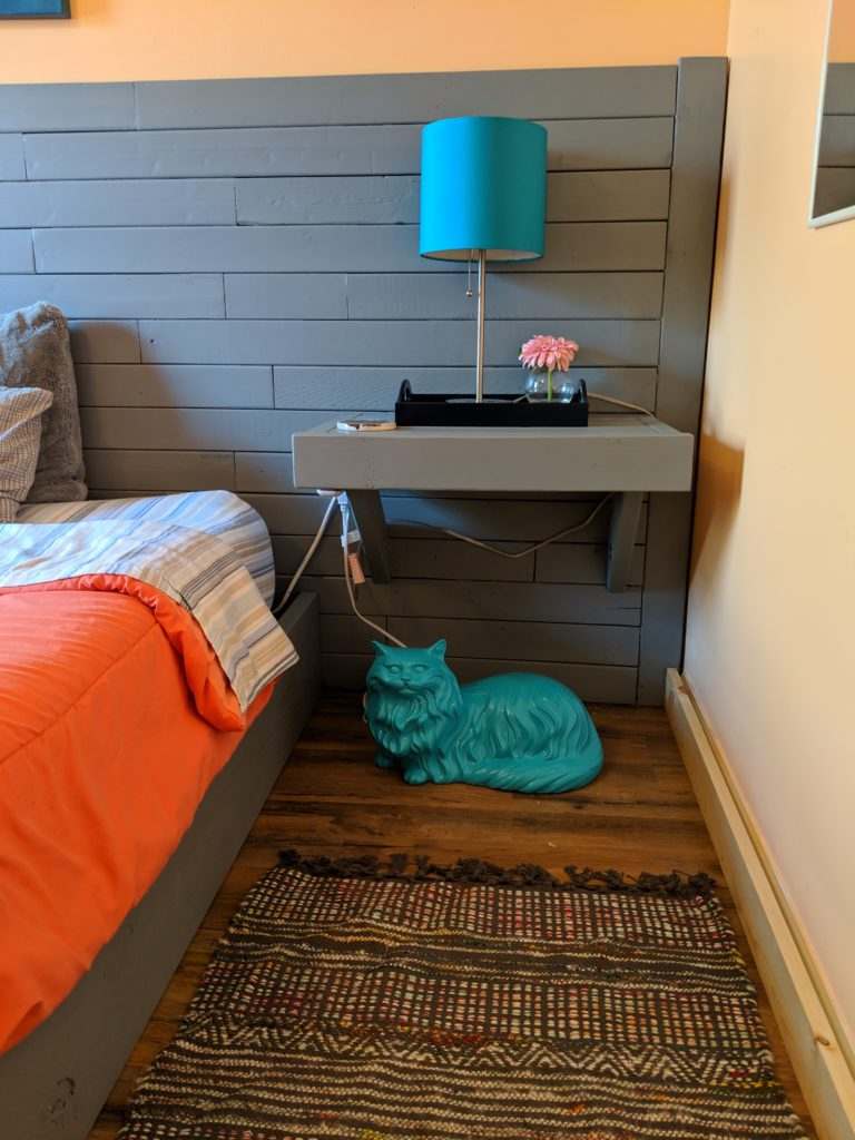 right nightstand